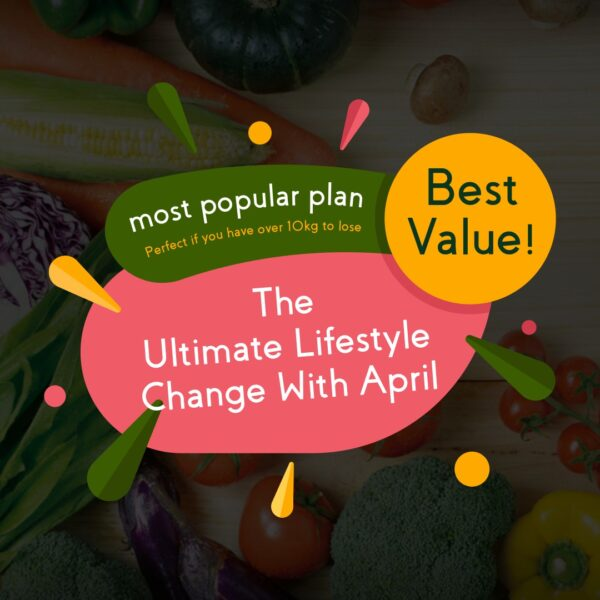 The Ultimate Lifestyle Change With April 12 Weeks April Laugh